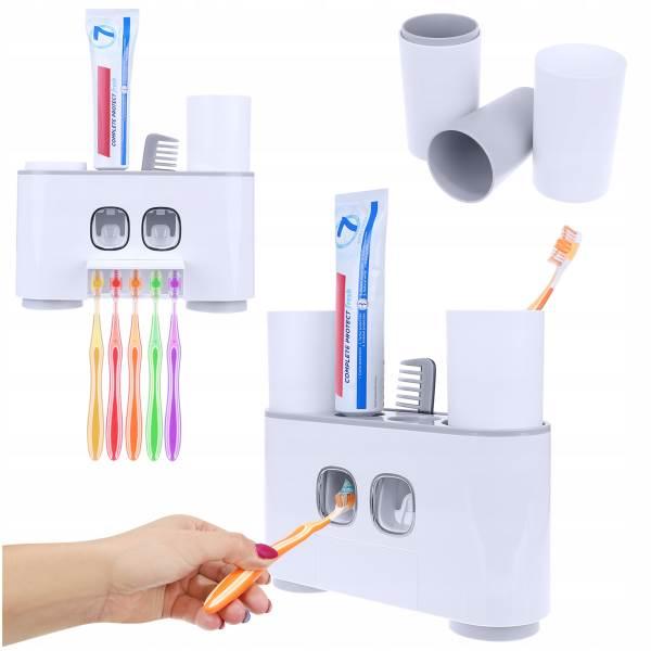 ISO 9178 Automatický dávkovač na dve zubné pasty