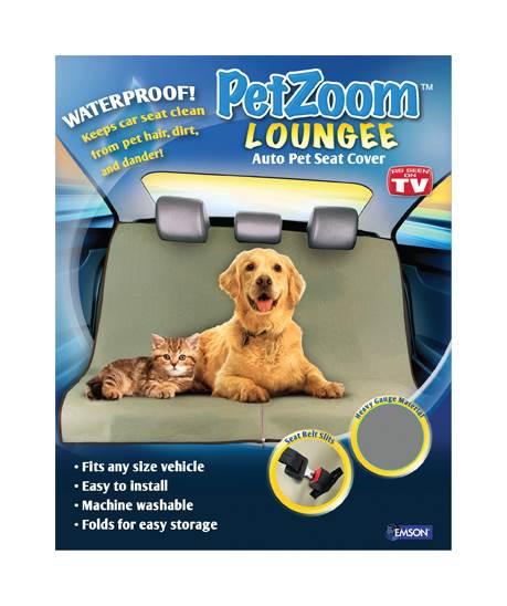 KIK Zvířecí deka do auta - PetZoom Loungee