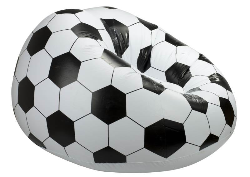 KIK KX7628 Nafukovacie kreslo lopta 90 x 90 cm4