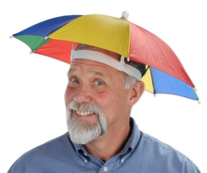 GFT Dáždnik na hlavu