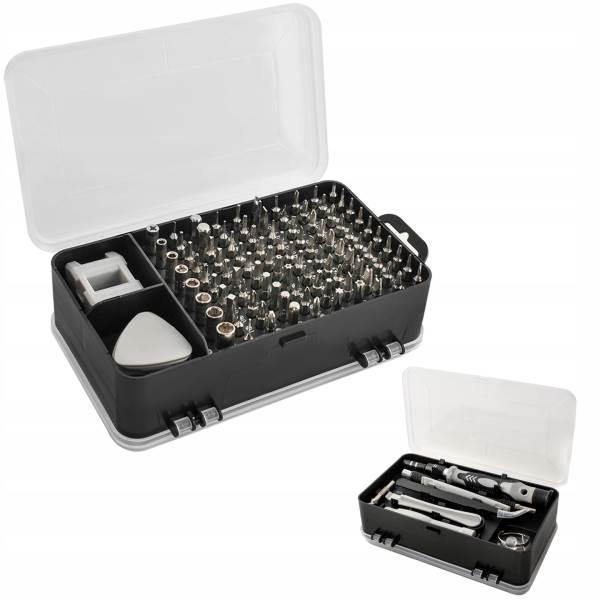 ISO 8645 Sada nářadí na opravu elektroniky 110 dílů