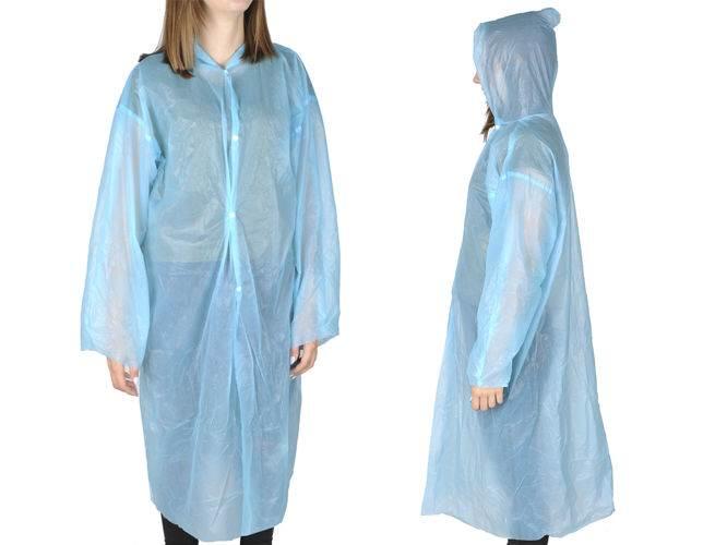 ISO Pláštěnka modrá 1,5 mm