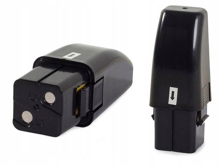 Verk Akumulátor pro Swivel Sweeper G3,G6,Max černá