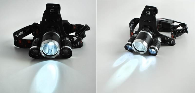 ISO 5868 Čelovka LED CREE10