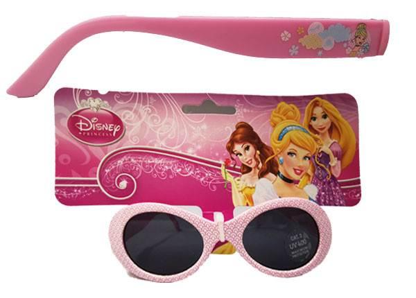 Javoli Slnečné okuliare pre deti Disney Princess ružové