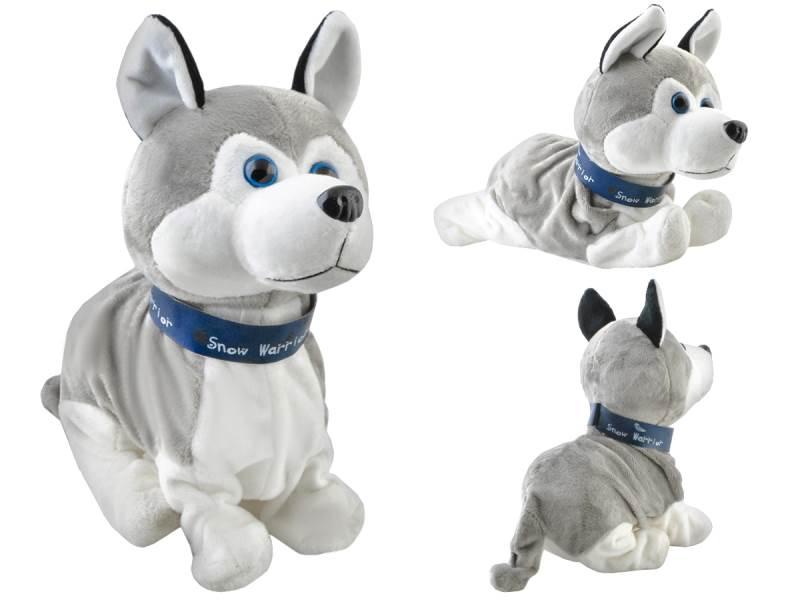 ISO Interaktívny psík HUSKY