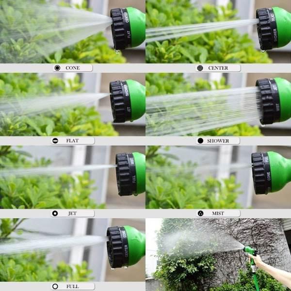 GFT Zahradní flexi hadice 30 M - zelená3