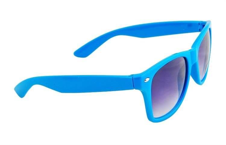 ISO Slnečné okuliare Wayfarer - modrá