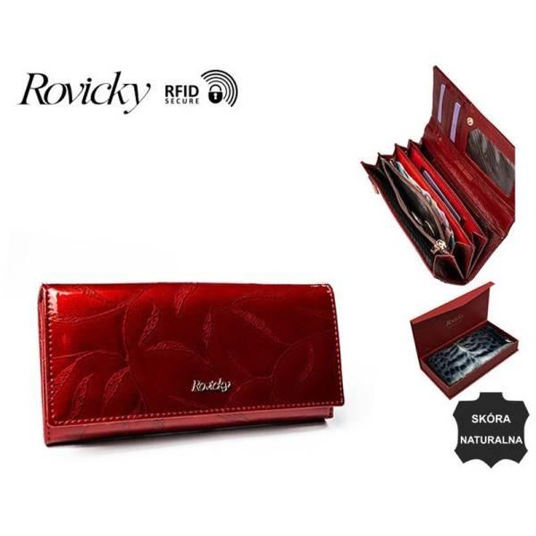 CAVALDI Peněženka dámská červená P881