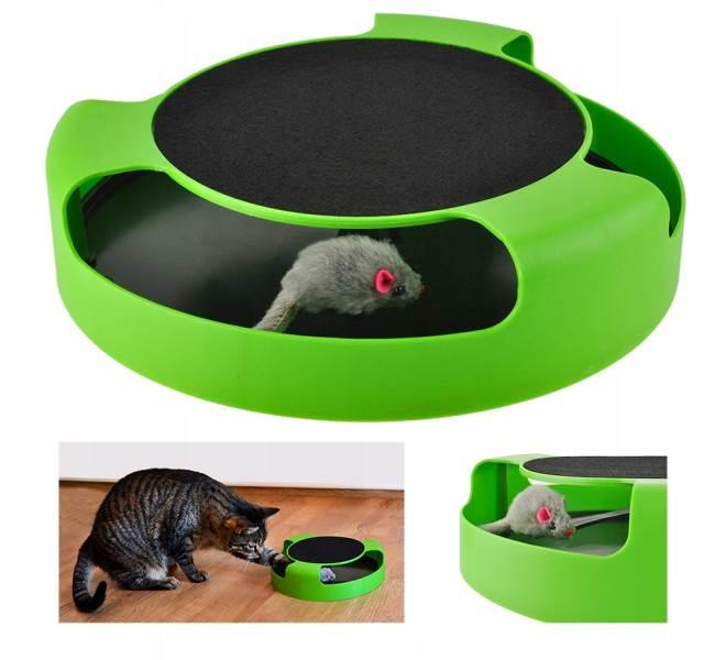 ISO 5404 Catch the mouse - Hračka pro kočku