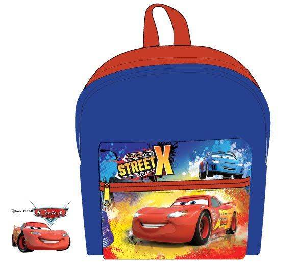 Javoli Detský batoh Disney Cars 28,5 x 24 x 8 cm