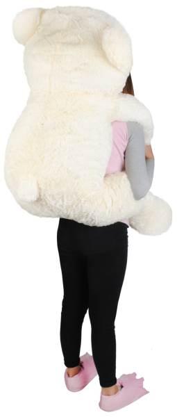 Velký plyšový medvěd bílý 160 cm4