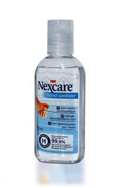 3M Nexcare dezinfekčný gél na ruky 75 ml