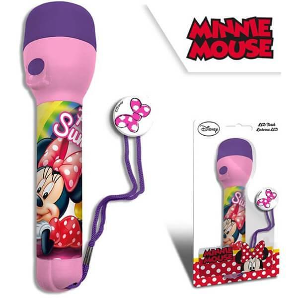 Javoli Detská LED svietidlo Disney Minnie