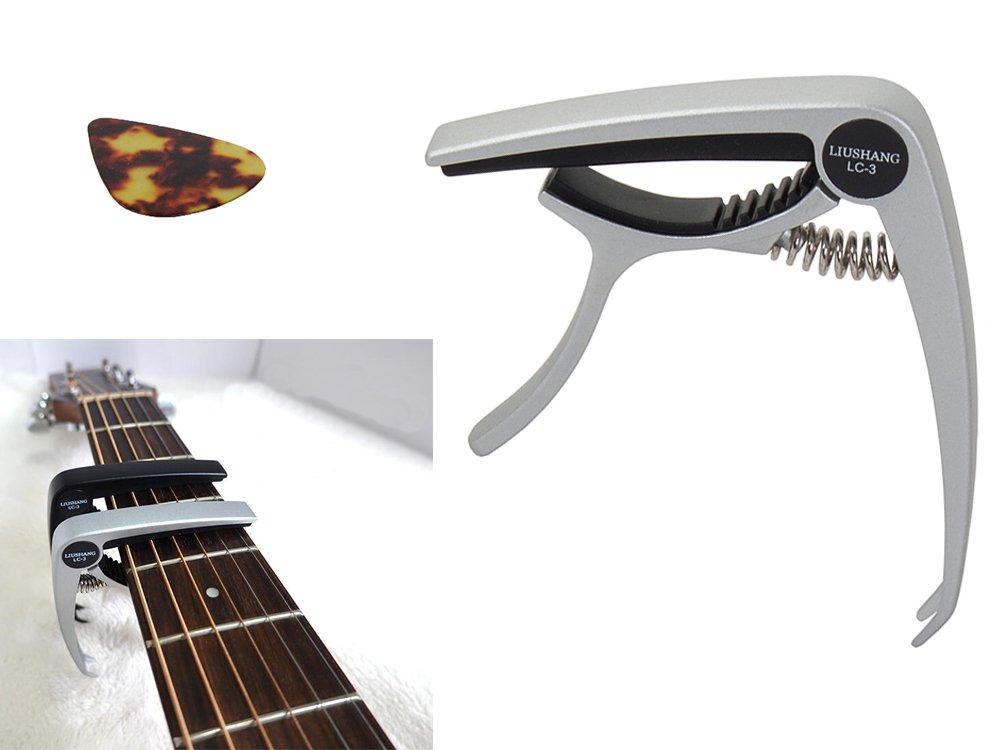 Verk 01447 kapodaster pre klasické a elektrické gitary