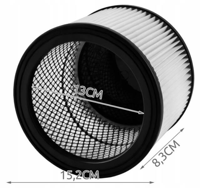 Kaminer 9245 Hepa filtr pro průmyslový vysavač na popel 20L2