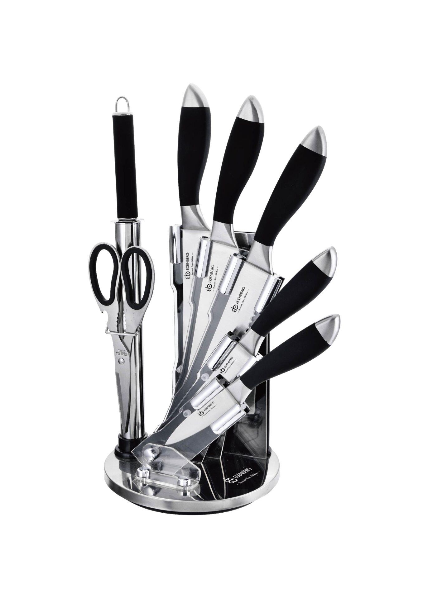 Edenberg EB-800 8dílná sada nožů