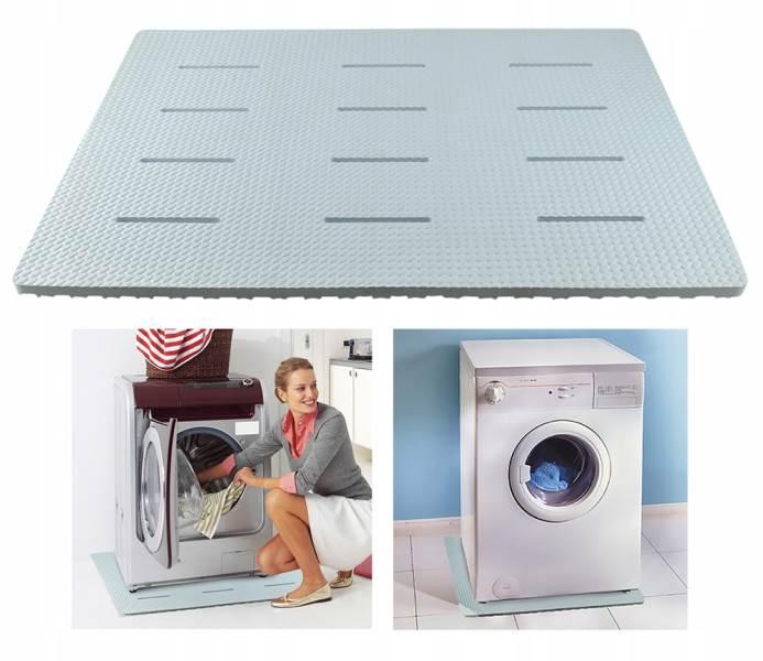 ISO 6064 Antivibračná podložka pod práčku 85 x 60 x 2cm