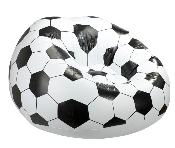 KIK KX7628 Nafukovacie kreslo lopta 90 x 90 cm1
