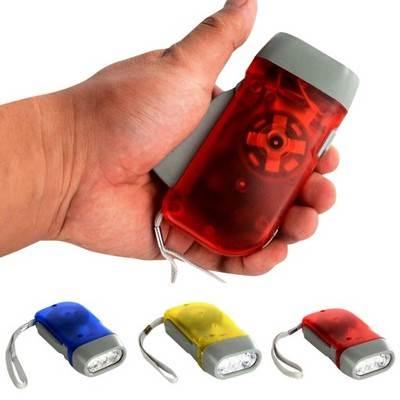 Verk 08017 LED baterka - dynamo