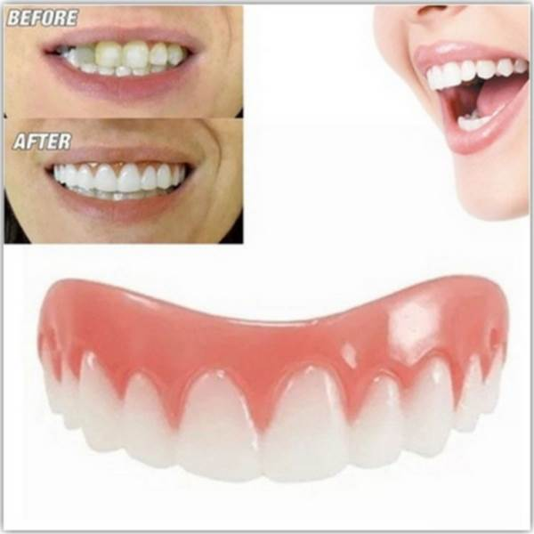 ISO 6068 Silikónová zubná protéza4