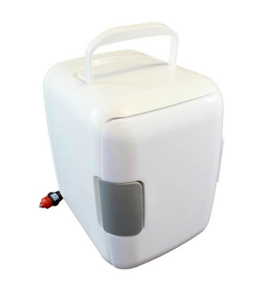 APT AG668 Prenosná chladnička 4L biela