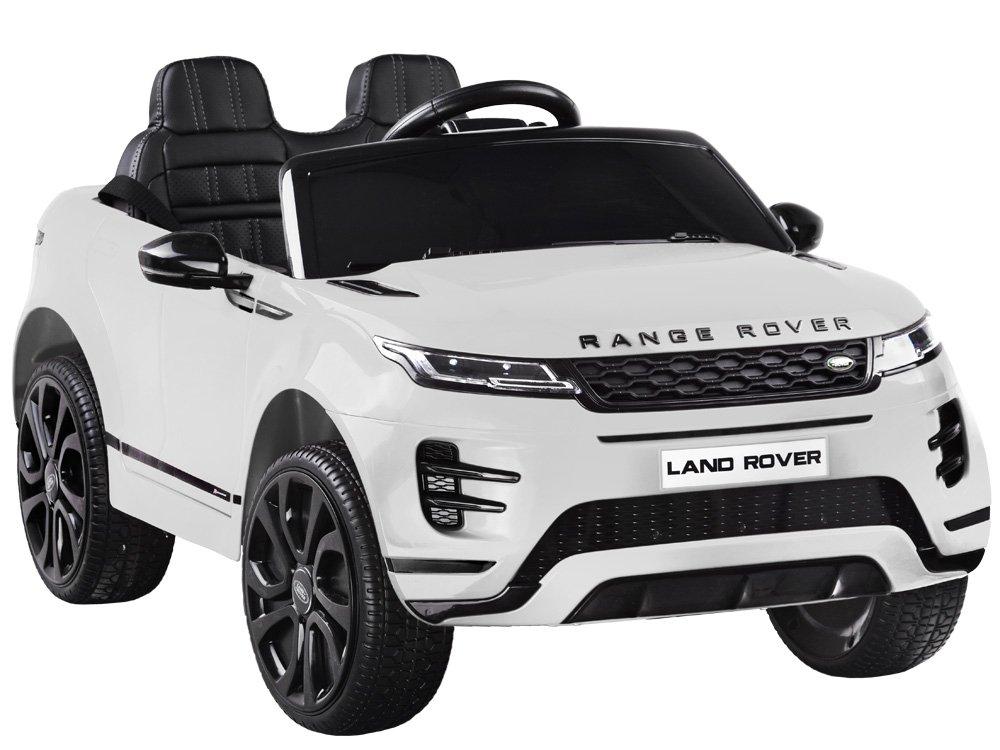 Joko PA0045 BI Elektrické autíčko Range Rover Evoque 4x4 bílé