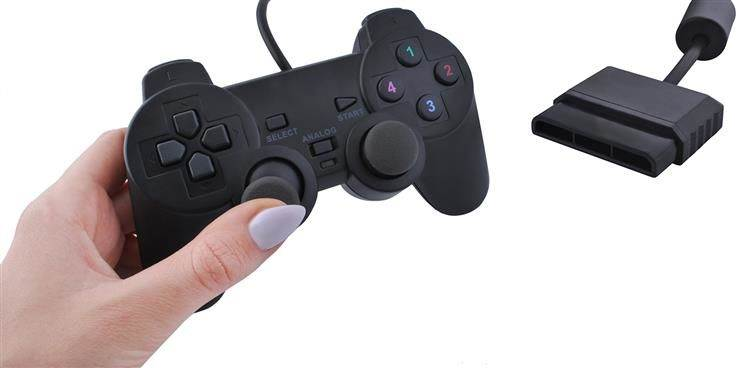 ISO 5210 Gamepad pro PS2