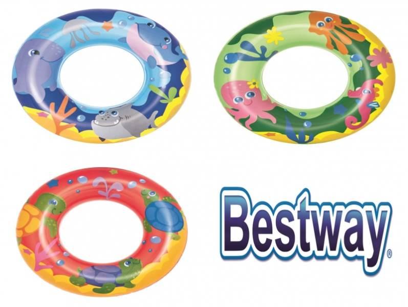 Bestway 36113 Nafukovací kruh, 51 cm