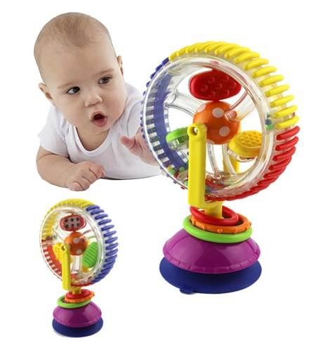 KIK KX7610 Detský mlyn pre deti s prísavkou