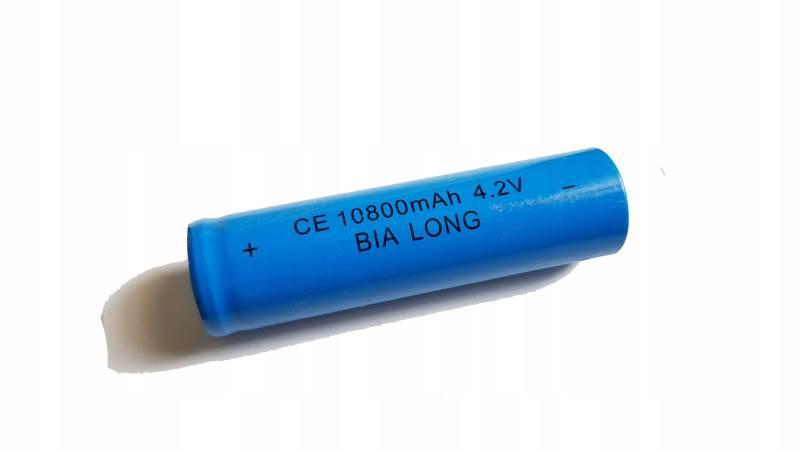 BIA LONG 3.7V CE 8800mAh 18650 Li-ion 1ks