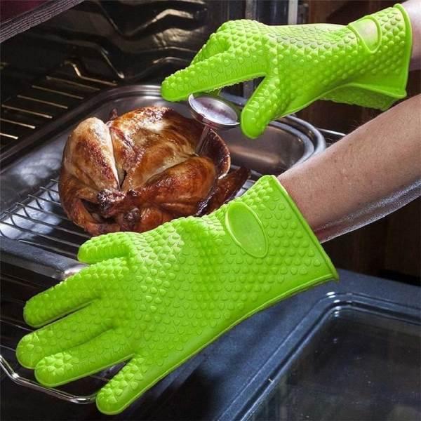 GFT Silikónová kuchynská rukavica