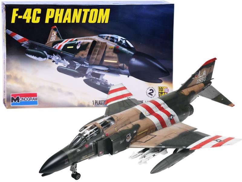 Revell Model F4C Phantom skala 1:48