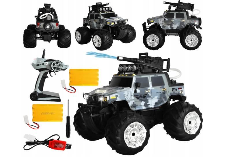 ISO 9446 Vojenský vůz s vodním dělem 1:12