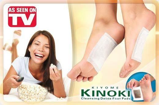 Kinoki Detoxikačné náplasti Kinoki 10 ks2