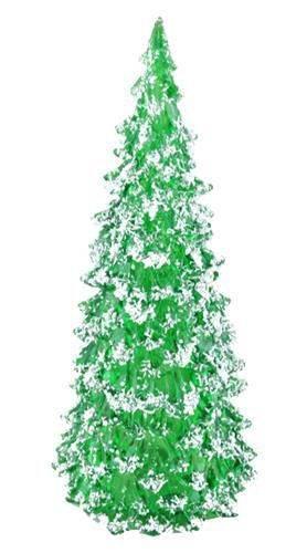 Svítící LED stromeček 17 cm