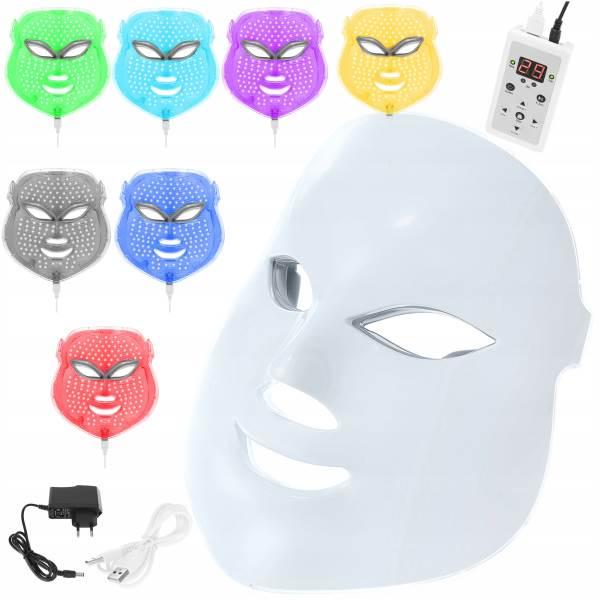 ISO 9694 LED Svetelná fotónová maska 7 farieb