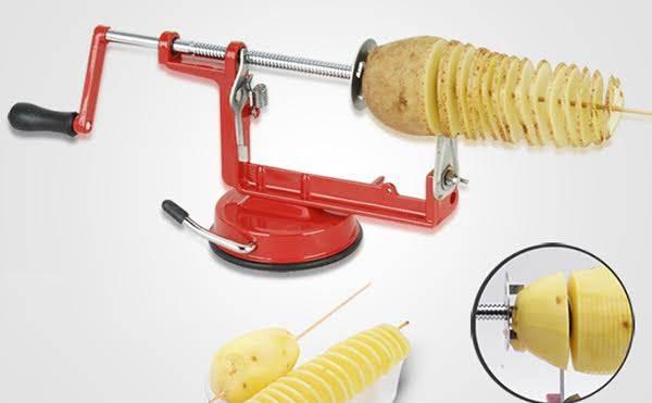 Verk Špirálový krájač zemiakov