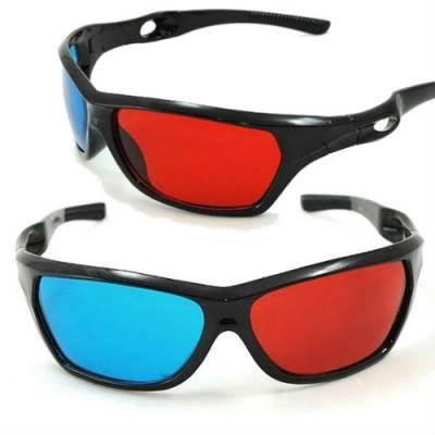 3D VR okuliare