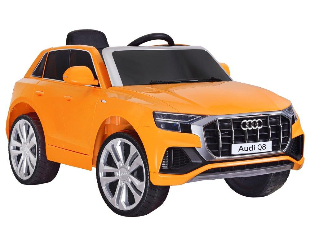 Joko PA0227 PO Elektrické autíčko Audi Q8 oranžové