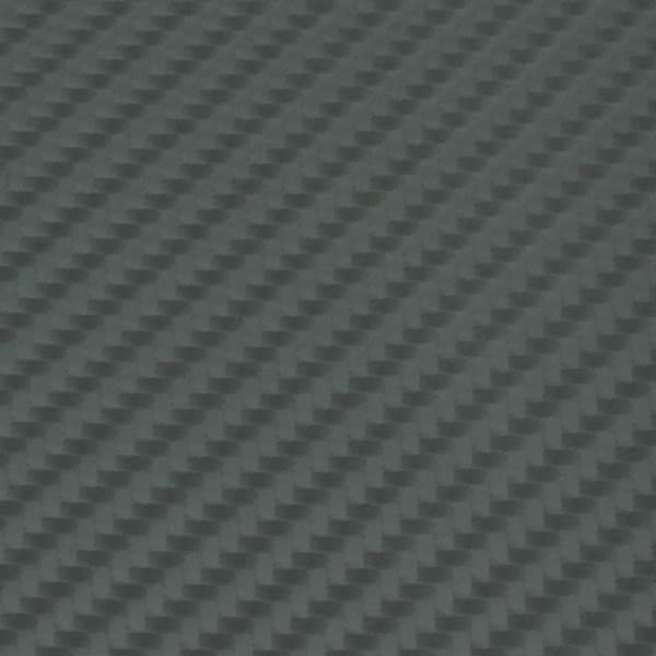 KIK Karbónová fólia 3D 10 x 127 cm sivá