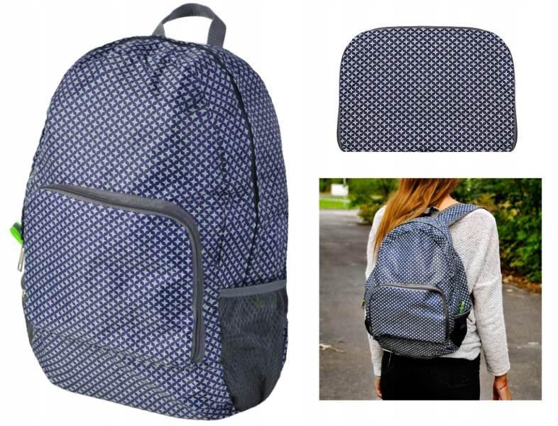 ISO 6606 Městský batoh 17 L modrá