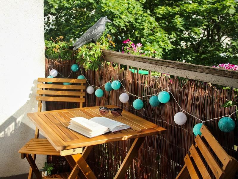 Malatec 2661 Bambusová rohož plotová 100cm x 4 m tenká