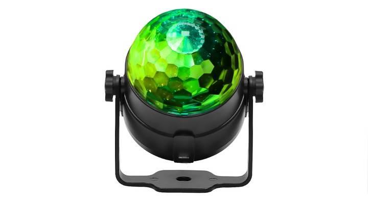 ISO 7056 LED disko gule s diaľkovým ovládaním9