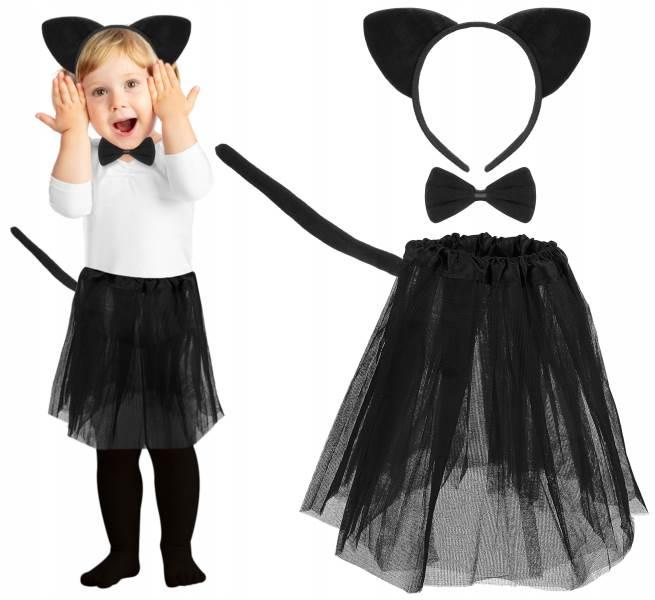 ISO Karnevalový kostým kočka