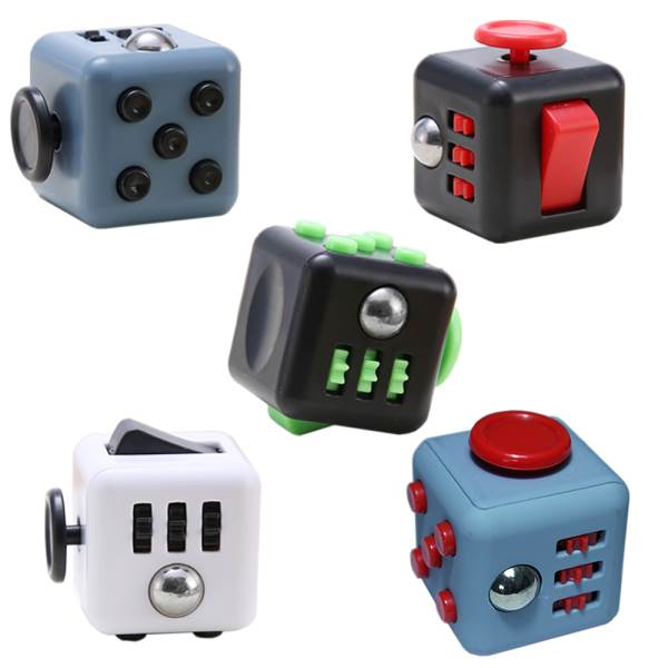 Fidget cube Color