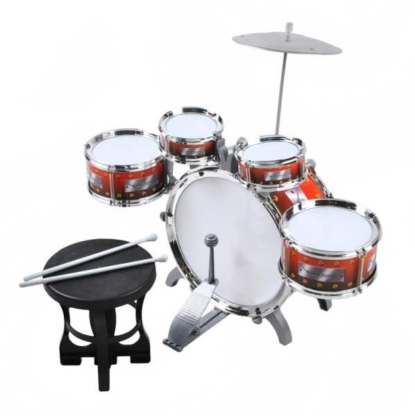 ISO 1551 Dětské bubny set