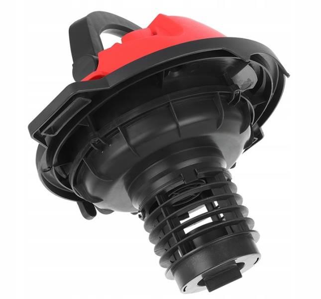 Malatec 9070 Průmyslový vysavač 15L 1600W3