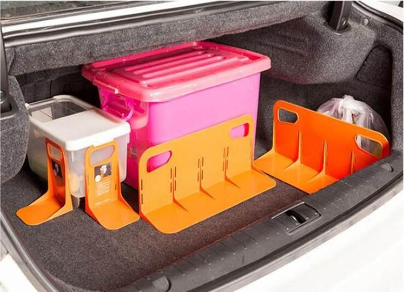 GFT P409 Zarážky do kufru auta