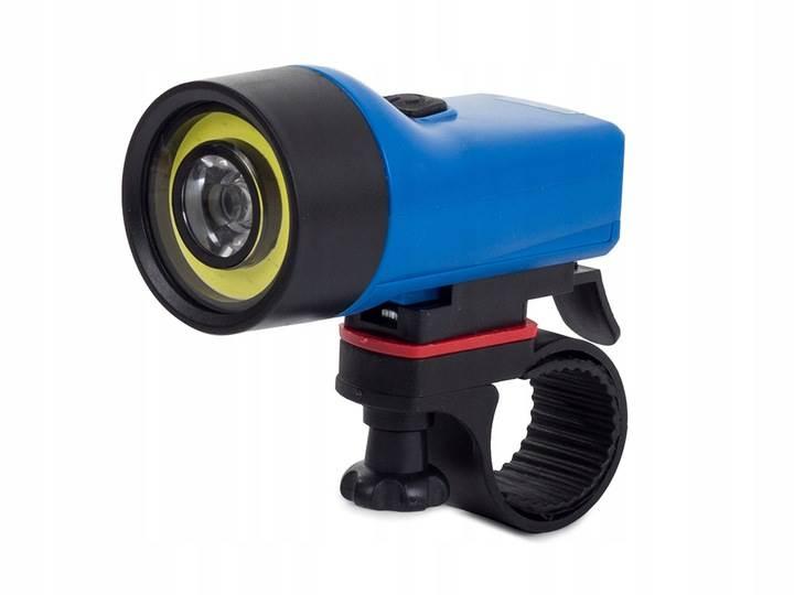 Verk 14220 Cyklo COB LED osvětlení přední AAA